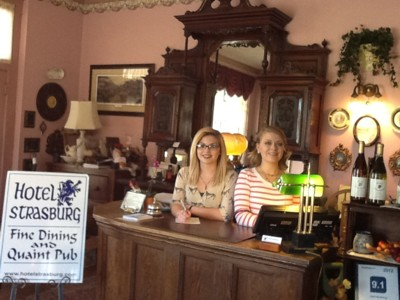 At The Strasburg Hotel You Ll Enjoy Famous Food And Southern Hospitality Just 2 Miles Off I 81 Exit 298